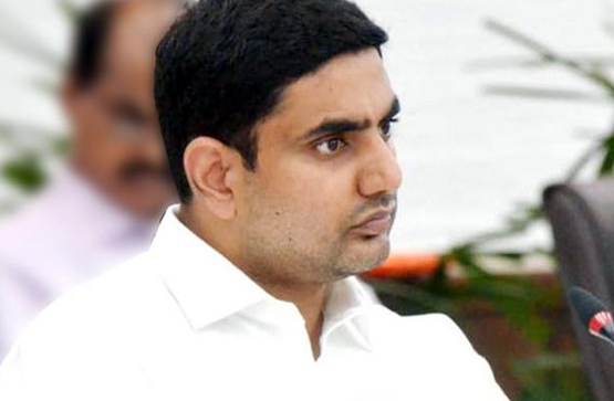 Netizens Satires on Nara Lokesh
