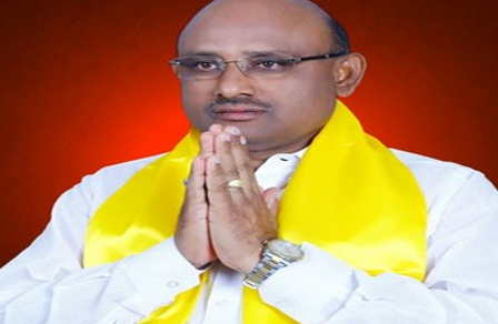 Putta Sudhakar Yadav Contest On TDP Ticket From Mydhukur