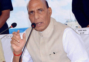 Rajnath Singh On About War With Pakistan