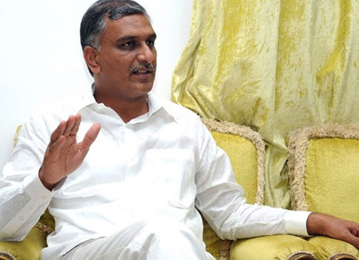 Testing Time for Harish Rao