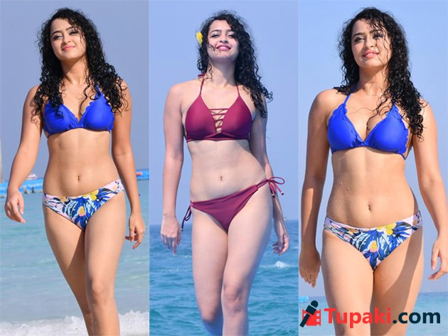 Anketa Maharana Bikini Photo Shoot Photos