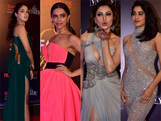 Filmfare Style And Glamour Awards Photos