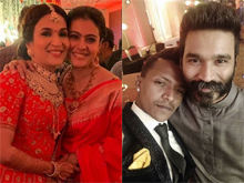 Soundarya Rajinikanth and Vishagan Vanangamudi Wedding Reception Photos