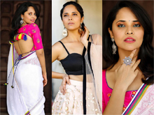 Anasuya Bharadwaj New Photos