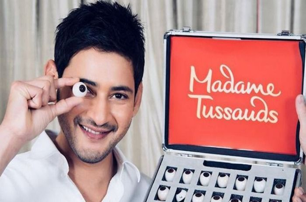 Mahesh Babu to unveil wax statue at Madame Tussauds