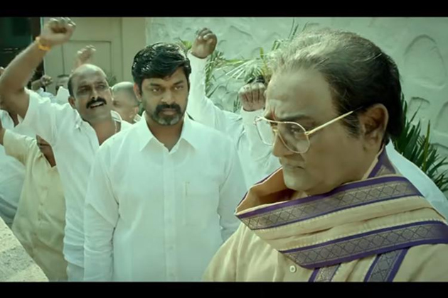 Ram Gopal Varma Introduced OnScreen NTR In Lakshmis NTR