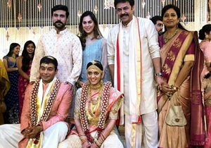 Venkatesh Daughter Ashritha Wedding Photos