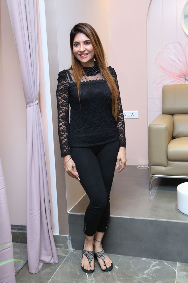 Lincys Nail Bar Salon Inauguration Photos