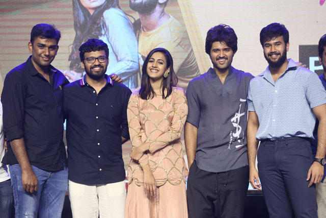 SuryaKantham Movie Pre Release Event Photos