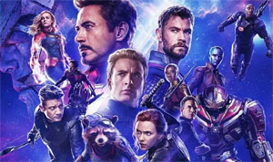 Avengers Endgame Gets Piracy Effect