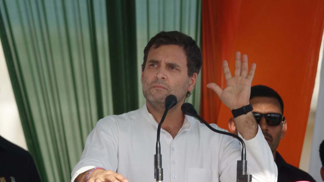 Congress Party Hopes on about Third Phase of Lok Sabha Elections
