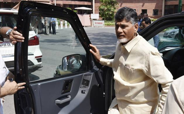 Drought Situation in Andhra Effect on Chandrababu Naidu