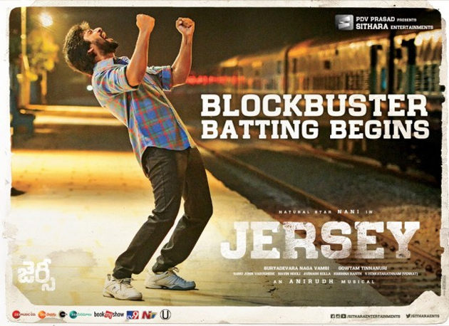 Facts behind Nani Train Scene in jersey movie