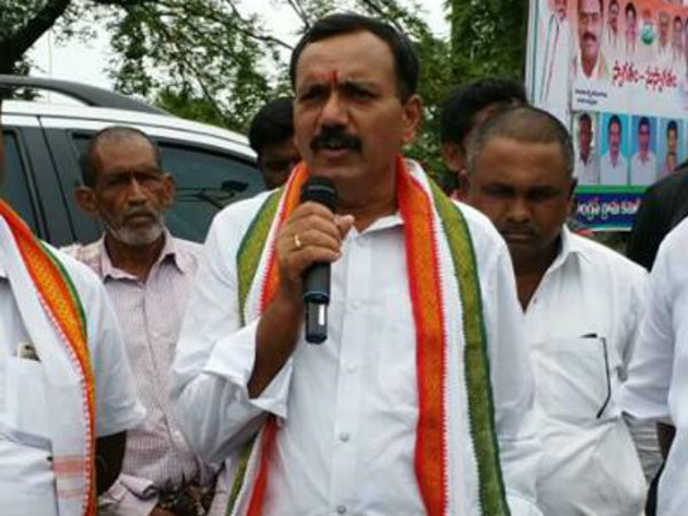 Gandra Venkata Ramana Reddy On about Trs Party