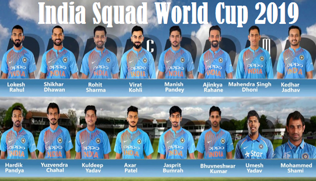 Image result for team india wc 2019