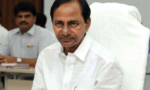 KCR Strategy behind To Give B forms to Congress Party leaders Before Joining to TRS