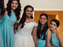 Samantha at Her Friend Wedding Photos
