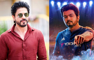 Shahrukh Khan Special Role In Hero Vijay Movie