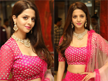 Vedhika New Images