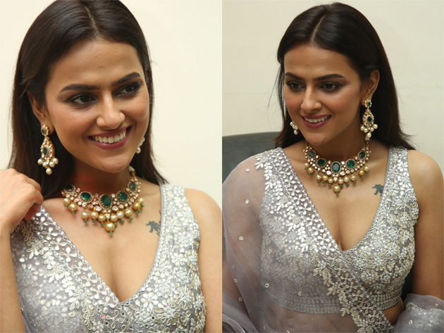 Shraddha Srinath At Jersey Pre Release Event Photos