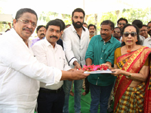 Devineni Movie Opening photos