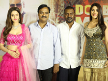 Kanchana 3 Success Meet Photos