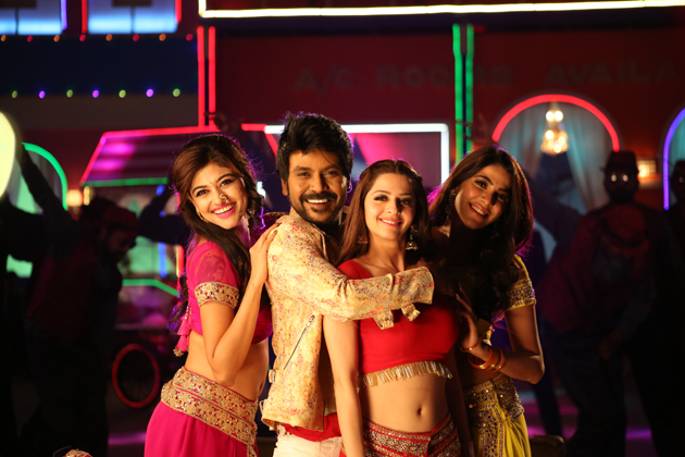 Kanchana 3 Latest Stills