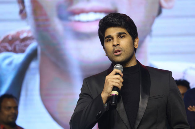 Allu Sirish Wanted Same Gift As Charan and Allu Arjun, But