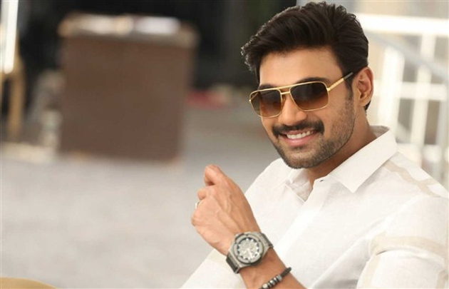Bellamkonda Srinivas on About His Role in Sita Movie