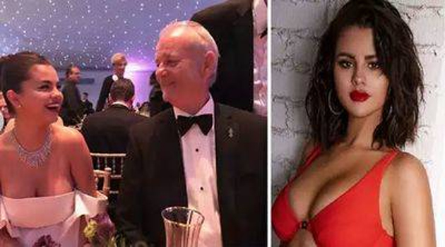 Bill Murray And Selena Gomez Are Getting Married