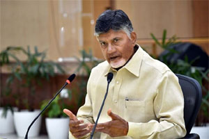 Do Not Believe Exit Polls Says ChandraBabu To TDP Leaders