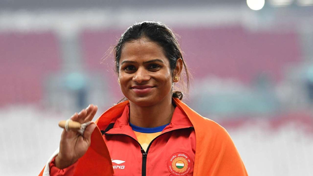 Indian sprinter Dutee Chand revealed that she is in a relationship with a girl