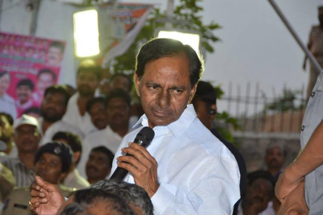 KCR Federal Front Activities