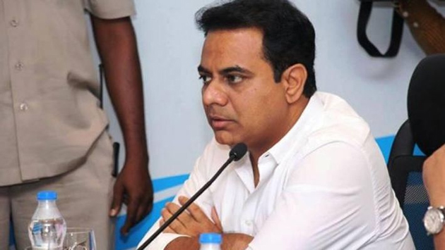 KTR Reacts on Hazipur Incident