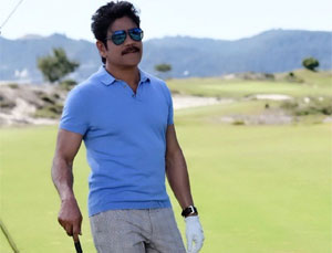 Nag Is Looking Lean and Fit