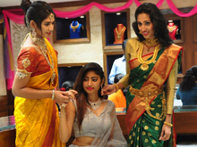 PMJ Jewellers Wedding Collection Launch At Vijayawada