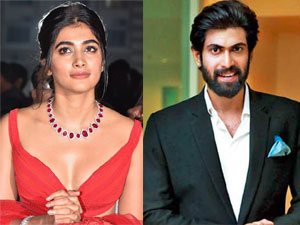 Pooja Hegde Gets Chance In House Full 4 Movie Because Of Rana