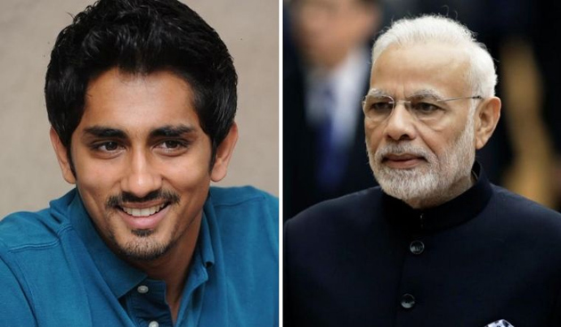 Siddarth Vows to Delete Twitter If PM Modi Doesnt Win Second Term