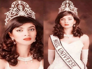 Sushmita Sen Completed 25 Years To Miss Universe Title