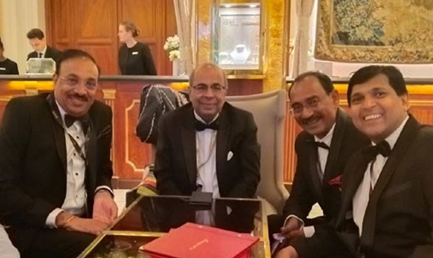 Telangana FDC Chairman Ram Mohan Rao Invites Investors in Cannes Festival