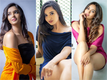 Pujitha Ponnada Photo Shoot Pics