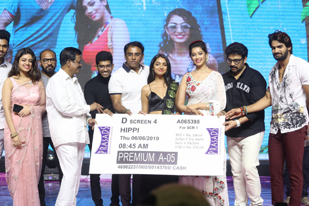 Hippi Movie Pre Release Event Photos