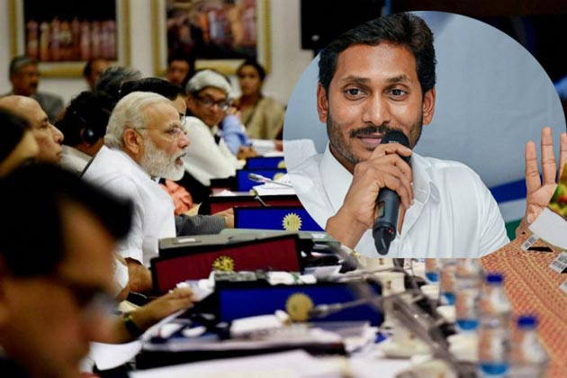 Andhra CM Jagan Mohan Reddy pitches for SCS to State in Niti Aayog Meet