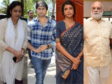 Celebs Condolences to Vijaya Nirmala Photos 02