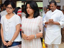 Celebs Condolences to Vijaya Nirmala Photos 04