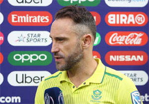 Faf Du Plessis Blames IPl As South Africa Exit From World Cup