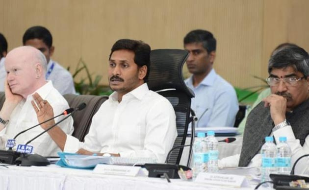 Jagan Forms Committee On Private School Fees Regularisation
