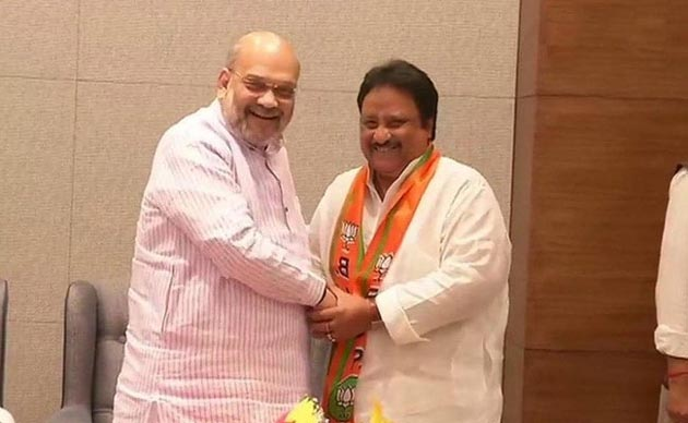 Jithender Reddy And Other Congress Party Leaders Ready to Join BJP