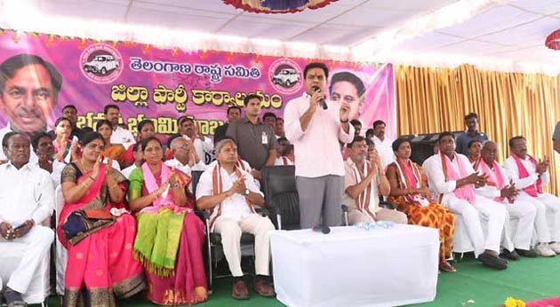 KTR Controversial Comments on Opposition Parties