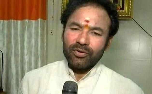 Kishan Reddy Comments on joining of TDP MP in BJP